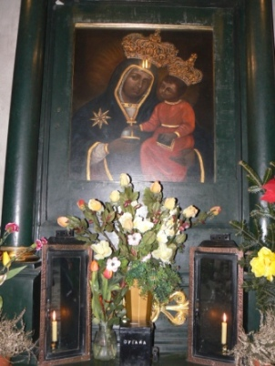 Icon in the Cathedral