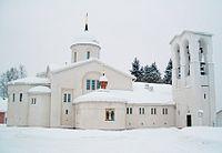 The new Valaam Monastery