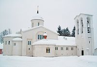 The new Valaam Monastery