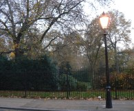 Gardens opposite the Soane Museum in Lincolns Inn Fields