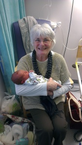 Stanley and Grandma