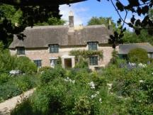 Thomas hardy's house in Dorset