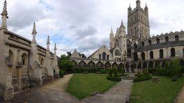 Cloister Courtyard