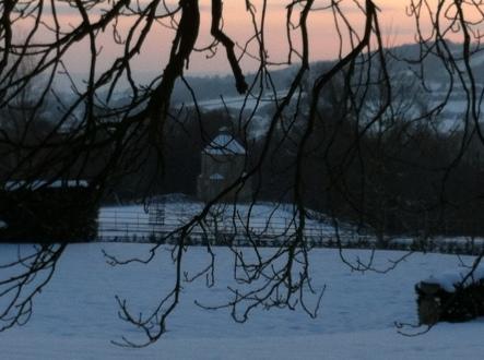 Rococo gardens at Painswick