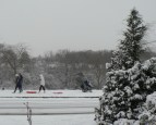 Sledgers in Benhall