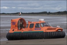 The big hovercraft