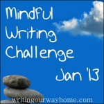 Mindful Writing Challenge