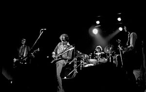 Mark Knopfler with Dire Straits