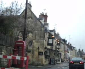 Winchcombe in the Cotswolds