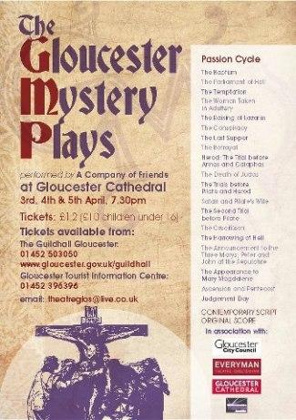 Gloucester Mystery Play