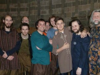 Actors who played Apostles in the GMP