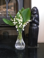 Lily of the Valley in my lounge