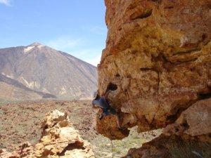 rich climbing