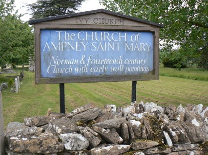 Ampney Church of St Mary