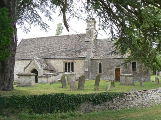 Ampney Church of St Mary44