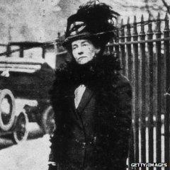 Emily Davison  1872-1913