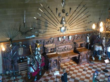 Warwick Castle 76