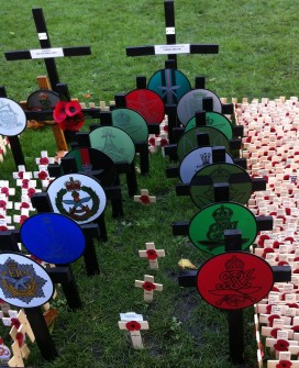 Gurkhas remembered