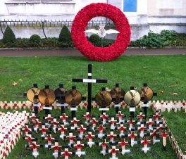 Remembrance Wreath for RAF