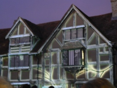 Shakespeare Birthplace 1