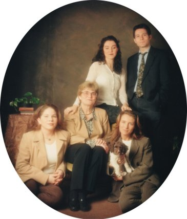 family group 1997 oval