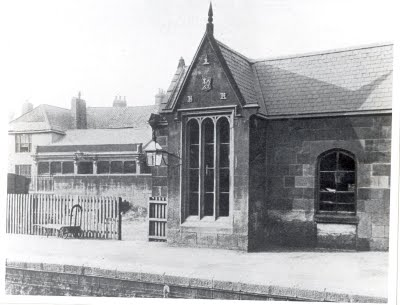 brandling railway station felling