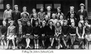 St johns school felling class