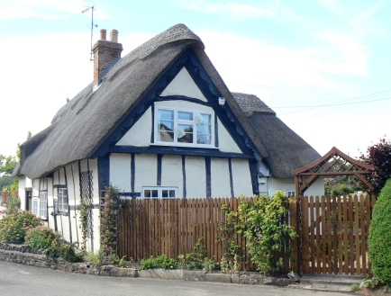 2015 Thatched Cottage in Wick