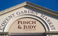 Punch and Judy Pub, Covent garden
