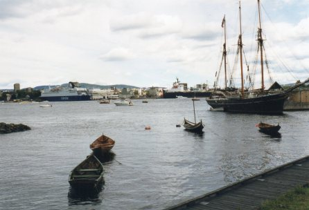 Replica ships in oslo