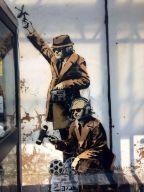 Banksy spies
