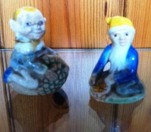 Glass cabinet ceramics