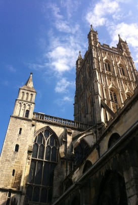 Gloucester Casthedral Tower