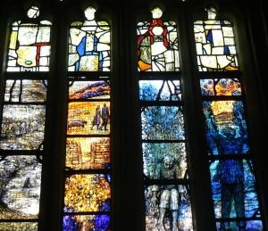 Ivor Gurney Window by Denny 10