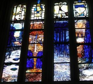Ivor Gurney Window by Denny 3