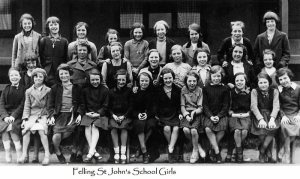 St John's School, Felling