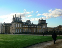 Blenheim palace