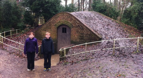 lyddiard ice house ben and rosie