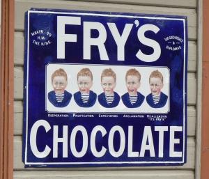 Fry's Five Boys