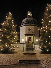 Silent Night Memorial Chapel in Oberndorf