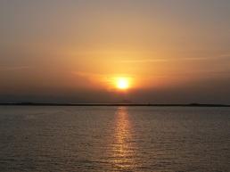 Beautiful Somerset Sunset