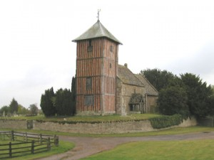 Church of St Mary the Virgin, Upleadon