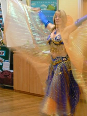 A blur of exotic dancing (5/6)