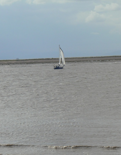 Burnham Sailboat