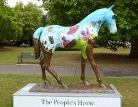 horse sculpture 4