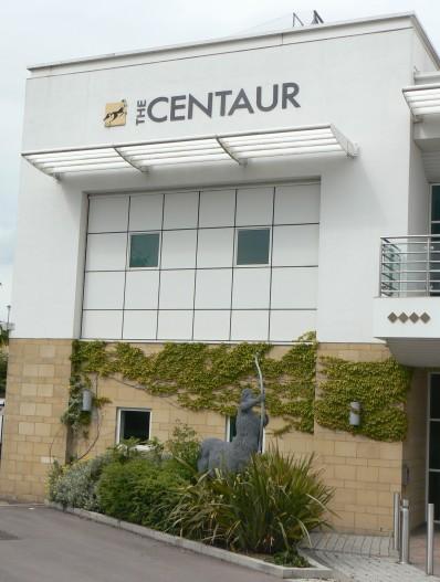 Centaur Building Cheltenham Racecourse