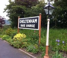 Cheltenham Racecourse Station1
