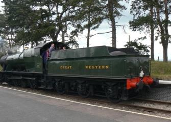 GWR Train