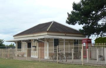 Cheltenham Racecourse Station