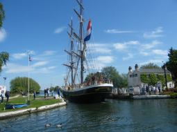 tall ships in gloucester 2